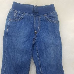 Gymboree  waistband  baby boy jeans 6 to 12 months